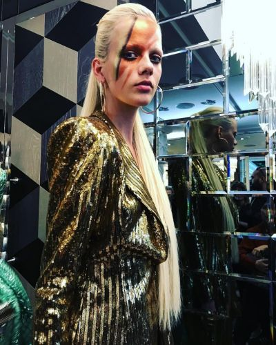 Philipp Plein channelled Ziggy Stardust at his resort show in Cannes
