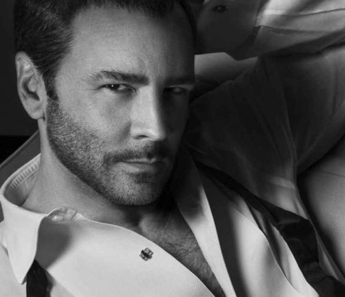 Tom Ford's tips for looking hot on Houseparty