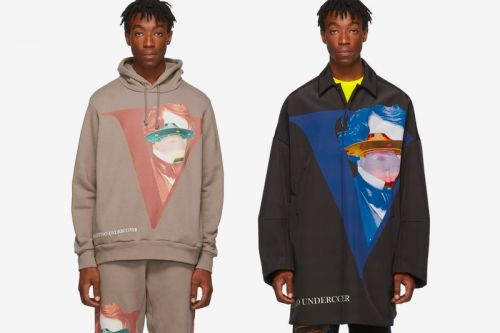 "Valentino x UNDERCOVER ""V Face UFO"" Items Have Just Dropped"