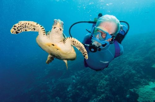 Jean-Michel Cousteau on Exploring Earth's Last Frontier