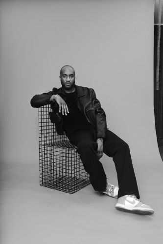 Virgil Abloh is joining the Royal College of Art as a visiting professor