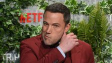 Ben Affleck Explains Why He Lied About His Back Tattoo Being Fake