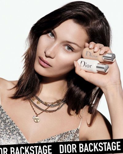 People are destroying their Dior products in protest of Bella Hadid
