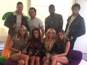 So Apparently These Love Island Contestants Are No Longer Talking