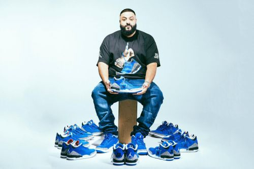 "DJ Khaled Unveils Air Jordan 3 ""We the Best"" and ""Father of Asahd"""