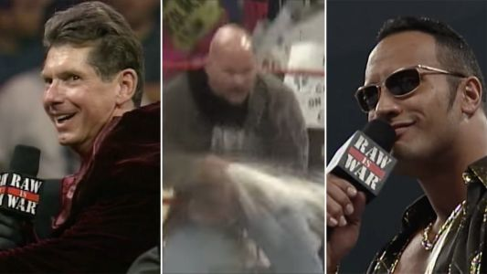 Stone Cold, The Rock, Stephanie's hijacked wedding: The 25 best 'Raw' moments