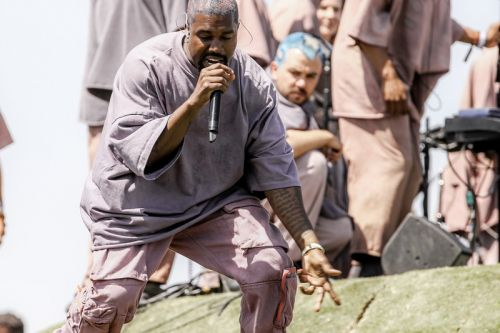 """Someone Is Now Selling """"Holy Grass"""" From Kanye West's Coachella Sunday Service"""