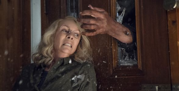 Five minutes with the OG Scream Queen, Jamie Lee Curtis