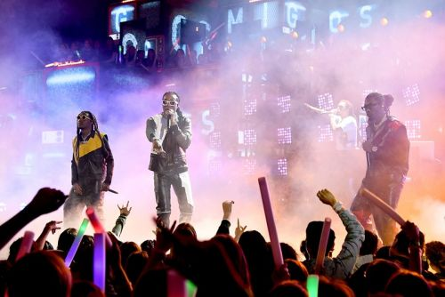 Watch Migos Perform at the 2019 Kids' Choice Awards