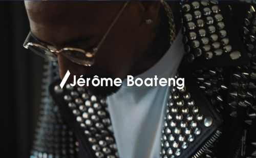 Jérôme Boateng to design collection with H&M's /Nyden