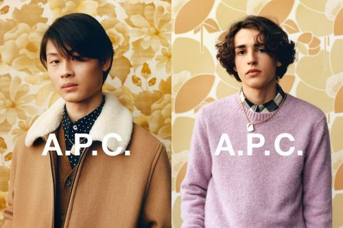 A.P.C. Puts Humanity First in FW20 Portraiture Campaign