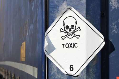 Toxic is officially the word that sums up 2018, Oxford says