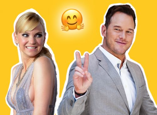 Can We Just Acknowledge that Anna Faris's Support of Chris Pratt Is *Not* Normal?