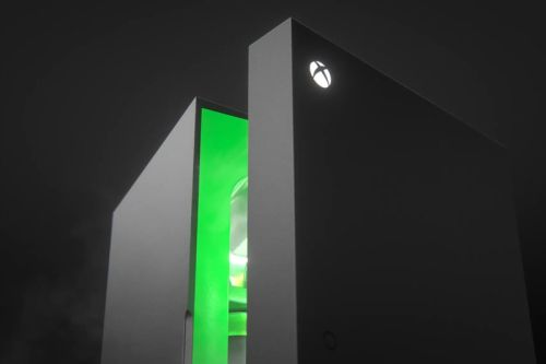 Get Ready to Preorder the Highly Anticipated Xbox Mini Fridge