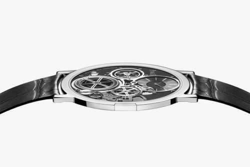 Piaget Created World's Thinnest Mechanical Watch