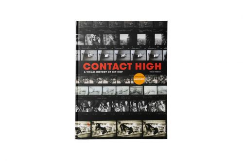 Advent Calendar Day 16: Contact High: A Visual History of Hip-Hop