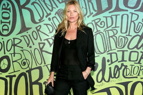 Kate Moss Moves Into NFTs With Three Short Videos