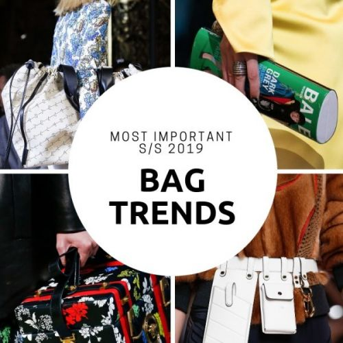 Most Important S/S 2019 Bag Trends
