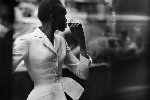 70 Years of Dior, Captured by Peter Lindbergh on the Streets of New York