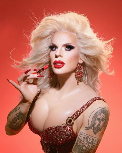 Drag Race's Katya is releasing beauty products with Trixie Cosmetics