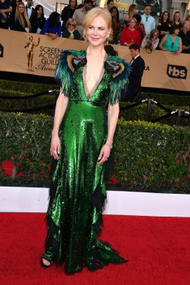TheList: 10 Best Dressed on the SAG Awards Red CarpetNicole