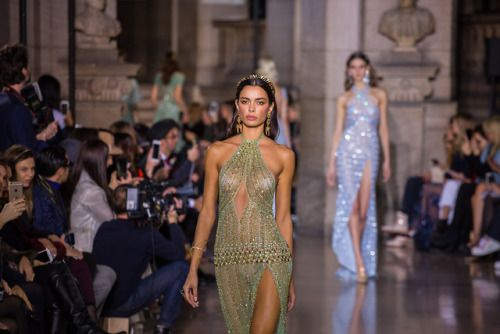 GEORGES HOBEIKA Spring Summer 18 Couture Collection