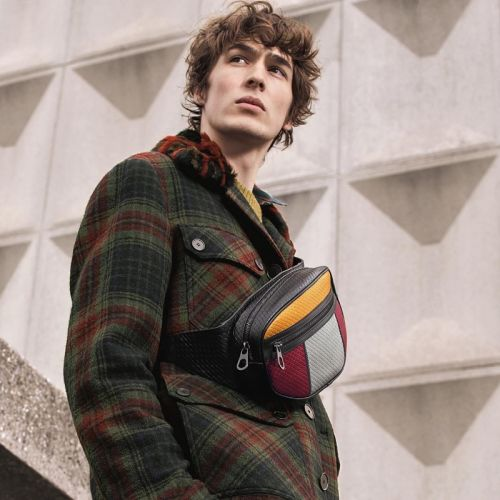Dylan Fender Steps Out for Bottega Veneta Cruise '19 Campaign