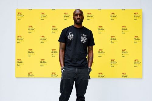"Streetsnaps: Virgil Abloh at His ""Freestanding"" Seoul Flagship"