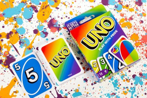 UNO Partners With It Gets Better Project for Pride-Inspired Deck