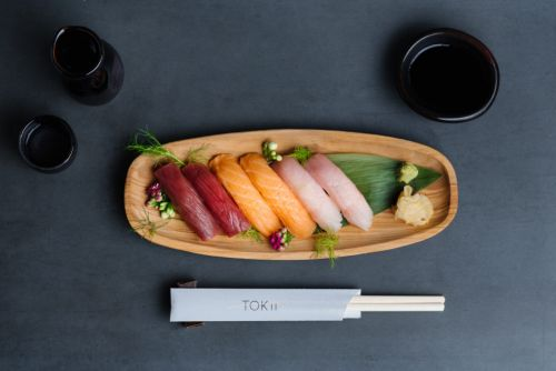 TOKii: Japanese dining with an aristocratic touch