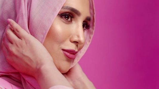 This British Beauty Blogger Is the First Hijab-Wearing Woman to Front a Major Hair Campaign