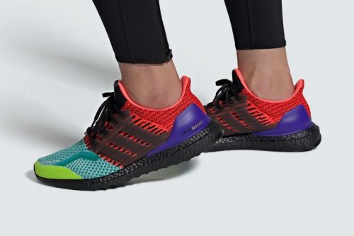"""Adidas UltraBOOST DNA Appears in Wacky """"Solar Slime"""" Colorway"""