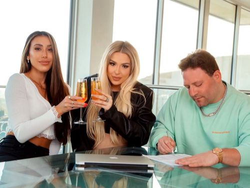 Tana Mongeau Is Launching a New Influencer Management Division With Unruly Agency!