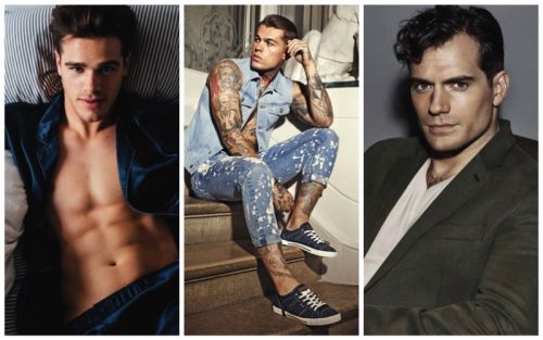 Week in Review: Tucker Des Lauriers, Stephen James, Henry Cavill + More