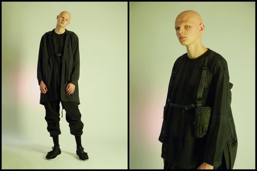 """Maharishi Presents a Technical """"2020VISION"""" From the '90s for SS20"""