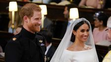 Meghan Meghan And Prince Harry Reveal Sweet Meaning Behind Wedding Song Choice