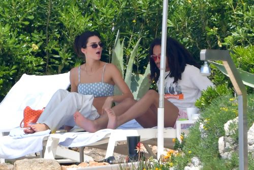 Kendall Jenner Spotted Sunbathing With Luka Sabbat in Cannes Post-Ben Simmons Split