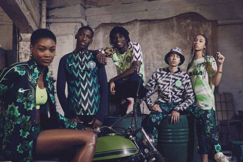 Nike's Nigerian World Cup Jersey Breaks Pre-Order Records