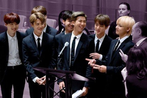 The BTS ARMY Called Out a U.K. Times Article for