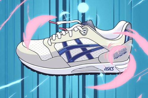 Footpatrol & ASICS Join Forces for Anime-Influenced GEL-Saga