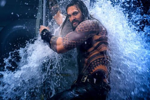 Here's Our First Look at James Wan's Upcoming 'Aquaman' Movie