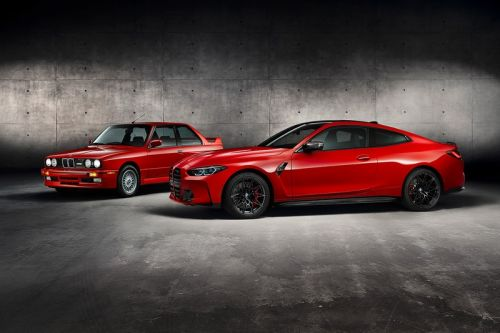 KITH Unveils Limited-Edition BMW 2021 M4 Competition Coupe
