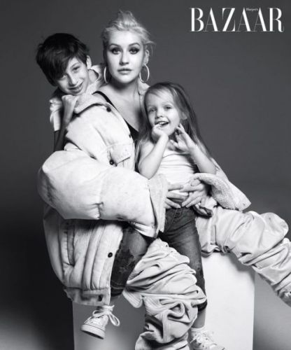 BAZAAR ICONS 2018: The First Families of MusicFrom Bruce