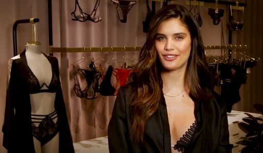 Celebrate Valentine's Day Like a Victoria's Secret Model With Sara Sampaio's Tips