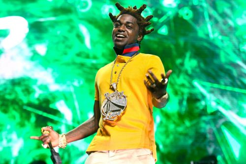 "Kodak Black Drops ""MoshPit"" Feat. Juice WRLD Ahead of 'Dying to Live' Release"