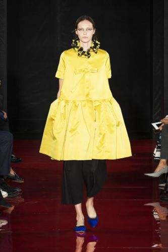Rochas Spring 2018: Paris Fashion Week