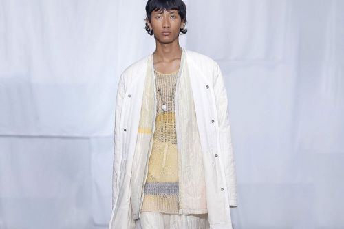 OAMC SS20 Upgrades Utilitarian Silhouettes With Organic Details