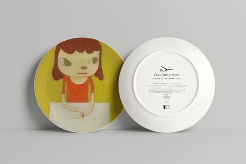 Renowned Artists Design Plates to Support Coalition for the Homeless