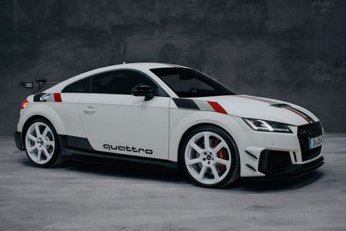 "Audi TT RS Celebrates ""40 Years of Quattro"" as $135,000 USD Limited Edition"