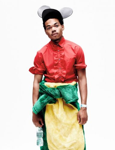 Chance the Rapper is making a musical movie about art kids in Chicago